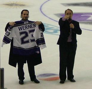 Eric Werner #23