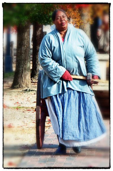 Colonial Williamsburg People