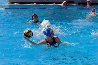 Ventura League - Malibu A vs Santa Barbara 14U Coed 3/15/08. Final score 7 to 2. SBWPC