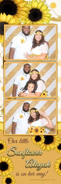 8-16-20 Sunflower Baby Shower