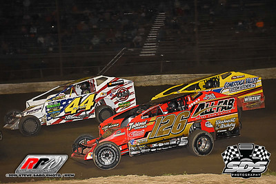 Grandview Speedway - 8/24/19 - Steve Sabo