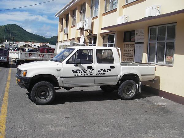 Sept. 2007 - Carriacou