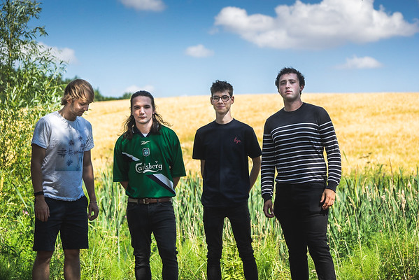 BAND OF THE WEEK - ALI IN THE JUNGLE
