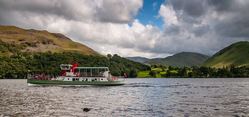 Ullswater lake ferry