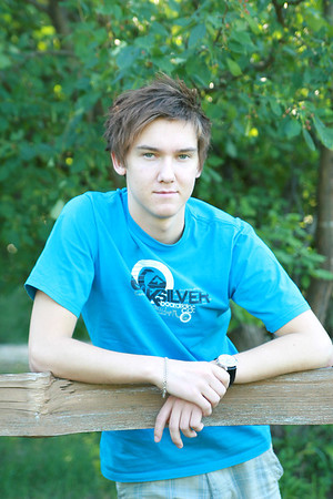 Neils O Senior Photos-Buffalo