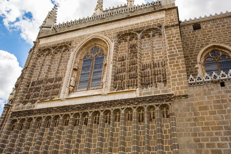Muslim Chains on Christian Church