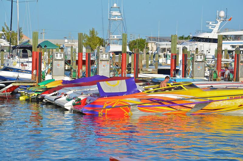 Superboat Racing in Key West