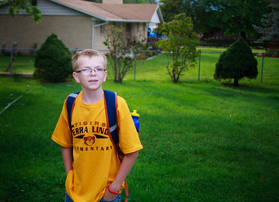2014 First Day of School
