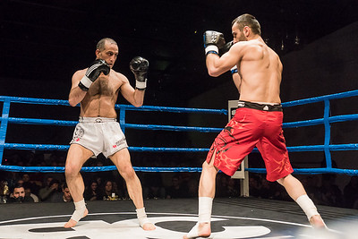 Fight Night Uster: Remzija Dacic vs. Maziar Hosein Pour Gohari