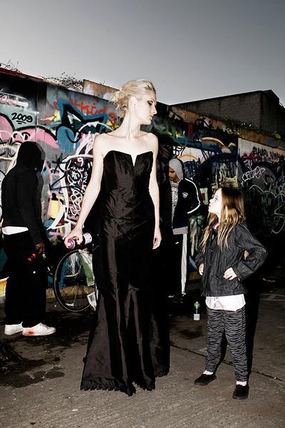 Model:lilly Harnett Phptpgraphy:Angela Halpin Fashion Designer: Claire O Connor Hair & Make Up: Caroline Harnett