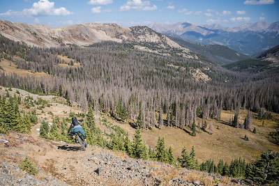 Chasing Epic- Monarch Crest Enduro September Trip (Sept. '20)