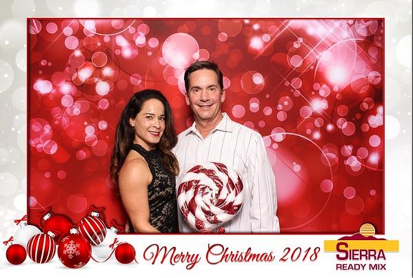 Merry Christmas 2018 Sierra Ready Mix