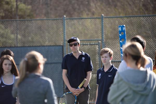 Varsity Tennis 2020