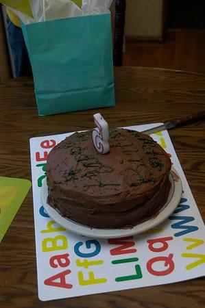 Papa's Birthday 2008