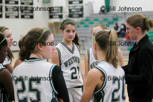 Girls Freshman Basketball Millis v WW 1_28_11