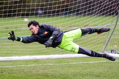 Garuda Select XI vs QPR U18s 4th Feb 2020