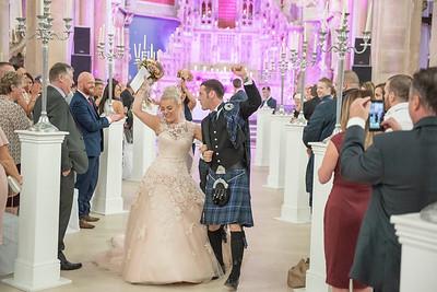 Emma & Johnny Wedding Previews - 300916