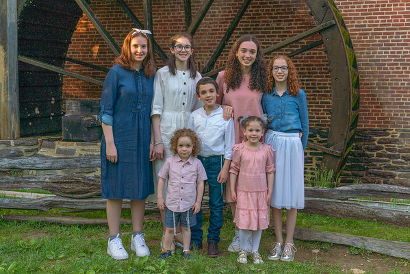 Fajnland Family Photos 5-15-19