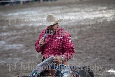 2014 Dayton Rodeo Team Roping - Saturday
