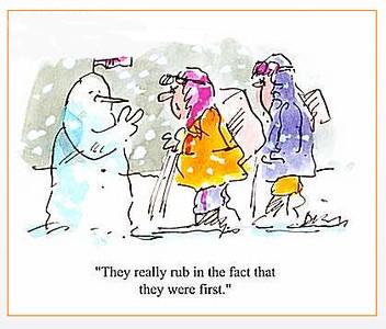 Antarctic Cartoons