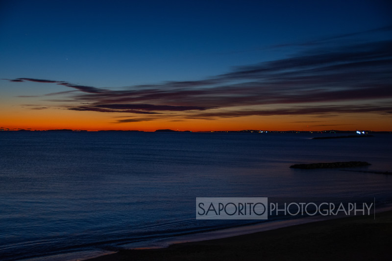 Dawn - Winthrop Beach