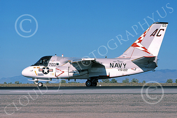 US Navy VS-22 CHECKMATES Military Airplane Pictures