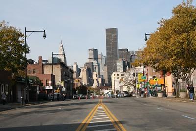 NEW YORK CITY MARATHON 2008