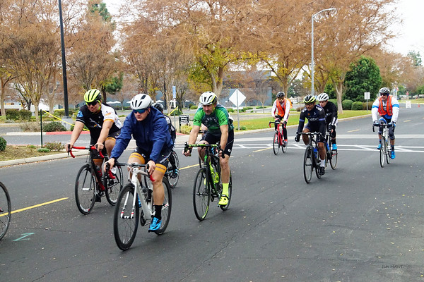 Clovis Trianing Crit 1