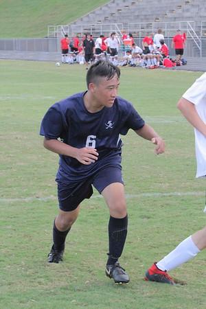 EBHS Men's Soccer JV
