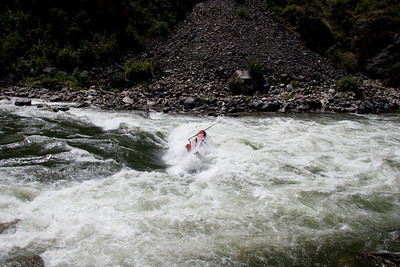 Cramer Creek Rapid