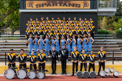 2021-2022 MVHS Music & Color Guard