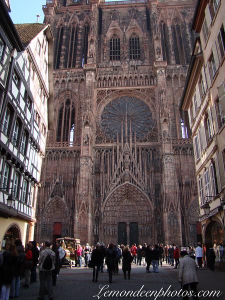 La Cathédrale  Notre -Dame
