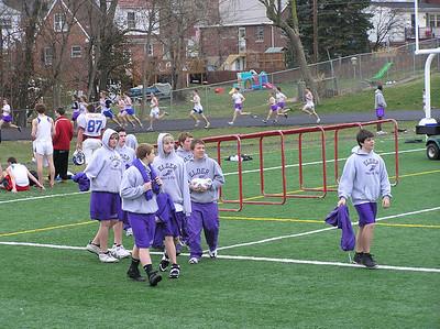 2006 Freshman Track and Field at Covington Catholic