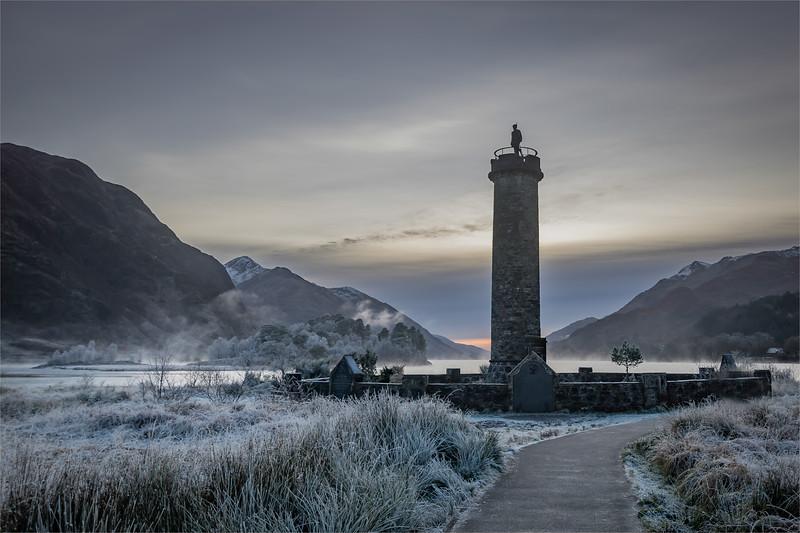 Glenfinnan Monument - Ian Peters.jpg
