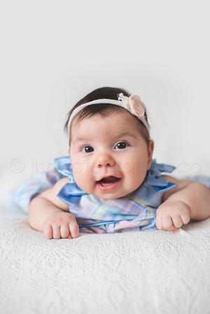 Anna ~ 3 Months