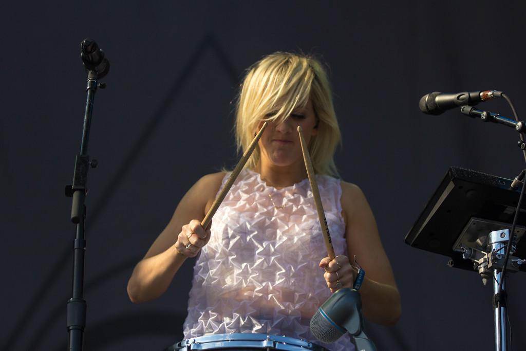 . Ellie Goulding at Lollapalooza