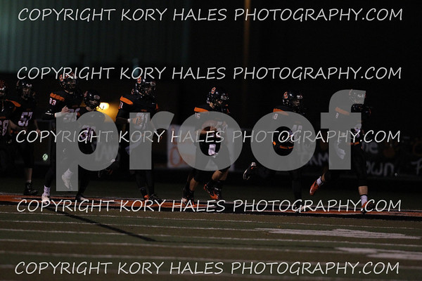 Varsity-District Quarterfinal-Oak Grove vs Southwest Early College Campus 10-25-12 Camera 1 of 2