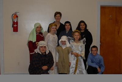 Christmas and Sunday School Pics HTLC '07