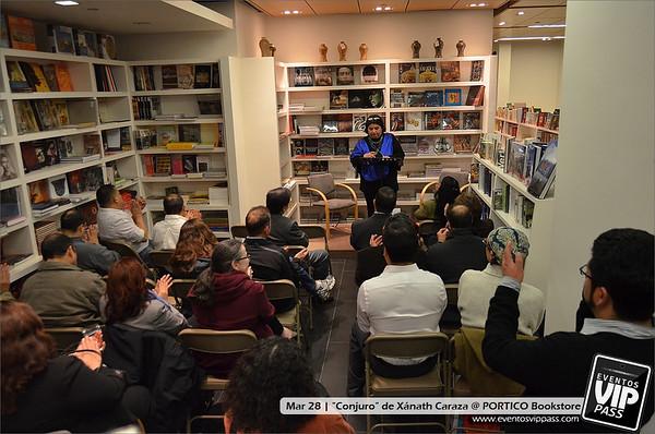 """Conjuro"" de Xánath Caraza @ PORTICO Bookstore | Thu, Mar 28"