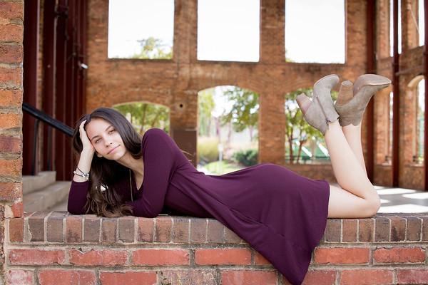 Katelynn Senior Portraits
