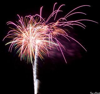 British Musical Fireworks Championships 2007