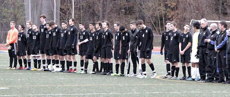 Boys Soccer vs. Brockton