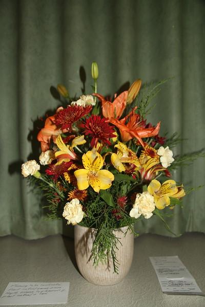 October, Provsional, American Traditional Design, Pegi Adam