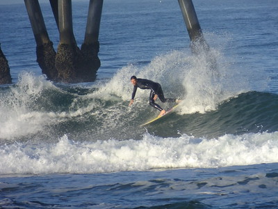 6/11//21 * DAILY SURFING PHOTOS * H.B. PIER