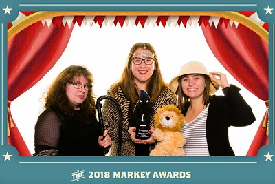 2018 Markey Awards