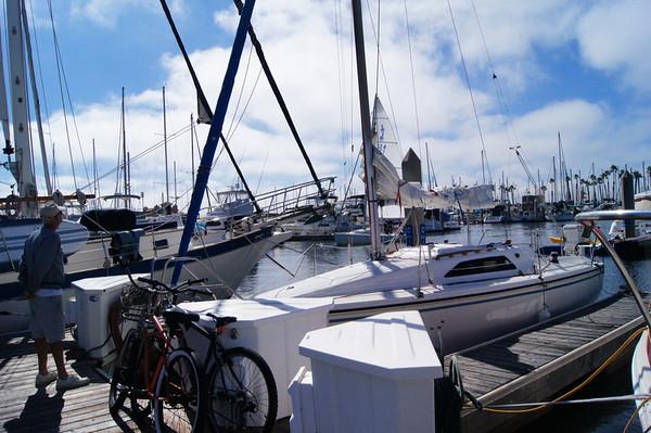 2012-07-08 - Sailing