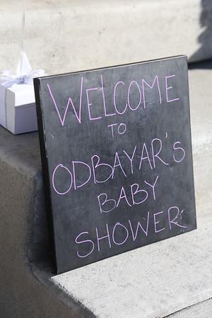 Odbayar Baby Shower - Friends and Family