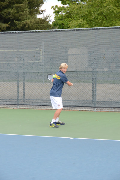 2013 - Menlo Boys Tennis - Frosh