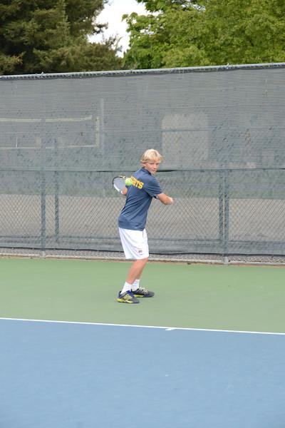 2013 - Menlo Boys Tennis - Frosh