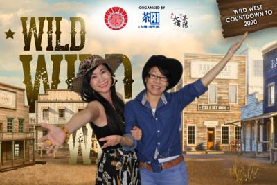 Wild Wild West Countdown 2020